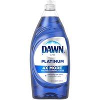 Dawn Platinum Liquid Dish Soap - Refreshing Rain, 34 Fluid ounce