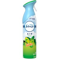 Febreze Air Freshener with Gain - Original Scent, 8.8 Ounce