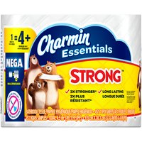 Charmin Essentials Strong Toilet Paper, 1 Each