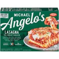 Michael Angelo's Michael Angelo's Lasagna with Meat Sauce, 312 Gram