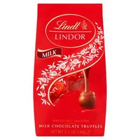 Lindt Lindor Truffles - Milk Chocolate, 5.1 Ounce