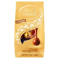 Lindt Lindor Truffles - Assorted, 5.1 Ounce