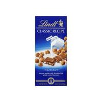 Lindt Chocolate - Milk With Roasted Hazelnuts, 4.4 Ounce