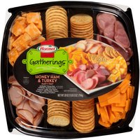 Hormel Party Tray - Turkey & Ham - with Cheese & Crackers, 1.75 Pound