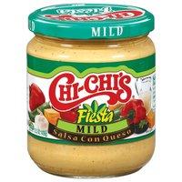 CHI-CHI'S SAUCES CHI-CHI'S SAUCES Fiesta Mild Salsa Con Queso, 15.5 Ounce