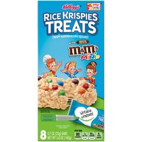 Rice Krispies Treats Squares with Milk Chocolate, 5.6 Ounce
