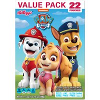 Paw Patrol Fruit Snacks - 22 Pouches, 17.6 Ounce