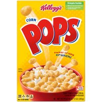 Corn Pops Cereal, 10 Ounce