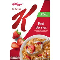 Special K Cereal Red Berries, 11.7 Ounce
