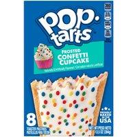 Kellogg's Pop-Tarts Confetti Cupcake, 13.5 Ounce