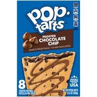 Kellogg's Pop-Tarts Kellogg's Pop-Tarts Chocolate Chip 13.5oz, 13.5 Ounce