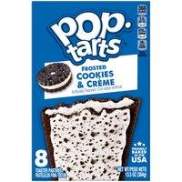 Kellogg's Pop-Tarts Kellogg's Pop-Tarts Kellogg's Pop-Tarts Cookies & Creme 13.5oz, 13.5 Ounce