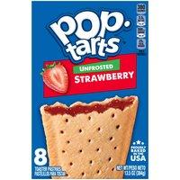 Kellogg's Pop-Tarts Kellogg's Pop-Tarts Strawberry 13.5oz, 13.5 Ounce