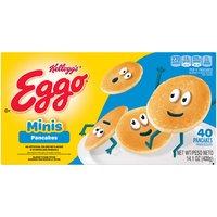 Kellogg's Eggo Kellogg's Eggo Pancake Minis, 14.1 Ounce