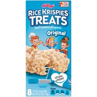 Kellogg's Rice Krispies Treats - The Original, 6.2 Ounce