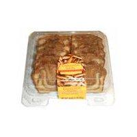 Cinnamon butter loaf sliced
