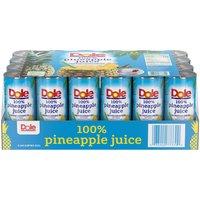 DOLE 100% JUICE Juice - Pineapple, 202 Fluid ounce