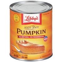 Libby's 100% Pure Pumpkin, 29 Ounce