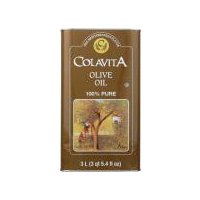 Colavita Olive Oil - 100% Pure In Tin, 101 Fluid ounce