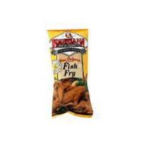 Louisiana Fish Fry Products New Orleans Style Fish Fry, 10 Ounce