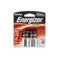 Energizer Alkaline Batteries - AAA, 8 Each