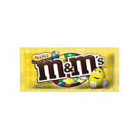 M&M'S Peanut Milk Chocolate Candy, 1.74 Ounce