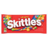 SKITTLES Original Candy Single Pack, 2.17 Ounce