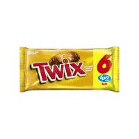 For a fun treat anytime, try Twix Fun Size Bars. Twix Fun Size Bars are the same delicious combination of smooth chocolate, chewy caramel and crisp cookie. Twix Fun Size Bars are sure to please.