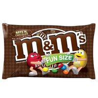M&M'S Fun Size Milk Chocolate Candy Bag, 10.53 Ounce