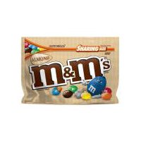 M&M'S Almond Chocolate Candy Sharing Size Bag, 9.3 Ounce