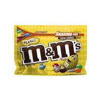 M&M'S Peanut Milk Chocolate Sharing Size, 10.7 Ounce