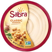 Sabra Classic Hummus Tub, 10 Ounce