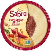 Sabra Supremely Spicy Hummus, 10 Ounce