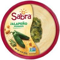 Sabra Hummus - Jalapeno, 10 Ounce