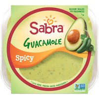 Sabra Spicy Guacamole, 8 Ounce