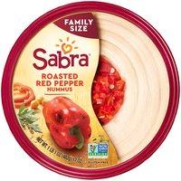 Sabra Roasted Pepper Hummus, 17 Ounce