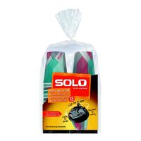 Solo Solo Hot To-Go Cups with Lids, 12 oz, 22 Each