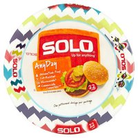 Solo All Occasion Paper Plates - 10 inch, 22 Each