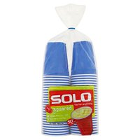 Solo Solo Party Cups - Red, 50 Each