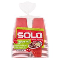 Solo Solo SoloGrips Plastic Cups, 30 Each