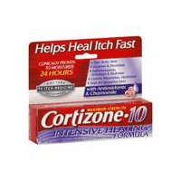 Cortizone-10 Cortizone-10 Anti-Itch Creme - Maximum Strength, 1 Ounce