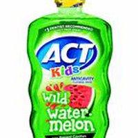 ACT KidsWatermelon  Mouthwash, 16.9 Fluid ounce