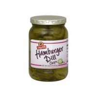 ShopRite Pickle Hamburger Chips - Dill, 16 Fluid ounce
