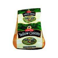 Yellow Onions 3 LB, 3 Pound