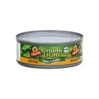 ShopRite Tuna - Chunk Light In Water, 5 Ounce