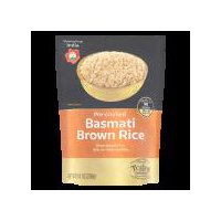 Imported from India. Brown Basmati Rice from the Indian Foothills.