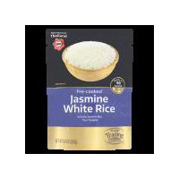 Imported from India. Aromatic Jasmine Rice from Thailand.