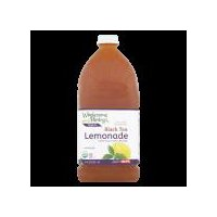A black tea and lemon beverage. From juice concentrate. Pasteurized.
