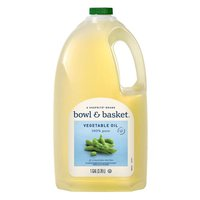 Bowl & Basket 100% Pure Vegetable Oil, 1 gal