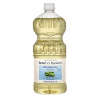Bowl & Basket 100% Pure Vegetable Oil, 48 fl oz